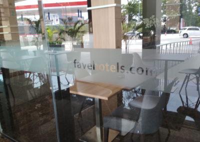 Project Favehotel Tasik - CV Anugerah Kaca (14)